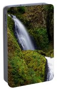 Columbia River Gorge Falls 1 Portable Battery Charger