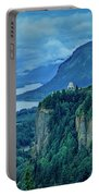 Columbia River Gorge Panoramic Portable Battery Charger