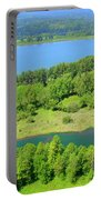 Columbia River Gorge View Portable Battery Charger