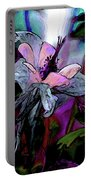 Columbine Digital Painting 2583 Dp_2 Portable Battery Charger