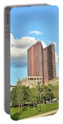 Columbus From The Park Portable Battery Charger