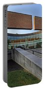 Columbus, Indiana City Hall Portable Battery Charger