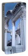Columns In Ephesus  Portable Battery Charger