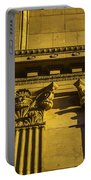 Columns Of The Palace Of Fine Arts Portable Battery Charger