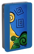 Columns Right Side Portable Battery Charger