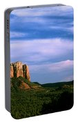 Colurt House Butte And Bell Rock Portable Battery Charger