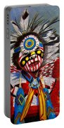 Comanche Dance Portable Battery Charger