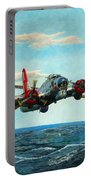 Coming Home - Boeing B-17 Flying Fortress V2 Portable Battery Charger