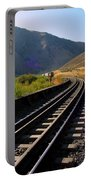 Coming Round The Bend Portable Battery Charger
