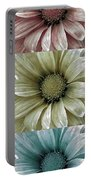Coming Up Daisies 2 Portable Battery Charger
