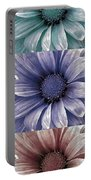 Coming Up Daisies Portable Battery Charger