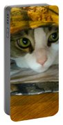 Commando Kitty Portable Battery Charger
