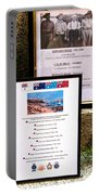 Commemorations Anzac Cove Portable Battery Charger