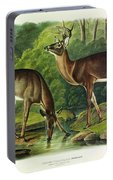 Common Deer Portable Battery Charger