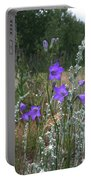 Common Harebell Portable Battery Charger