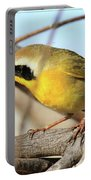 Common Yellowthroat #2 Portable Battery Charger