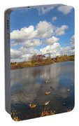 Commonwealth Lake Park In Beaverton Oregon Portable Battery Charger
