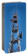 Communications Tower Portable Battery Charger