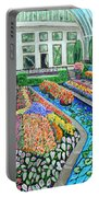 Como Park Conservatory  In St. Paul Portable Battery Charger