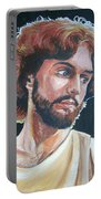 Compassionate Christ Portable Battery Charger