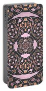 Complex Geometric Abstract Portable Battery Charger