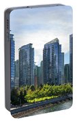 Condominium Waterfront Living In Vancouver Bc Portable Battery Charger