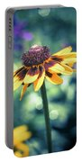 Cone Flower 2 Portable Battery Charger