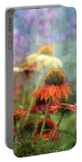 Coneflower Garden 2789 Idp_2 Portable Battery Charger