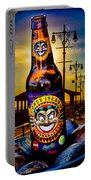 Coney Island Beer Portable Battery Charger