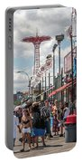 Coney Island Boardwalk II Portable Battery Charger