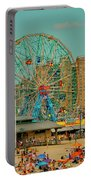 Coney Island Portable Battery Charger