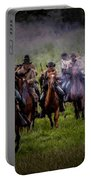 Confederate Cavalry Charge Portable Battery Charger