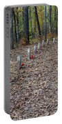 13 Unknown Confederate Soldiers - Natchez Trace Portable Battery Charger