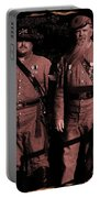 Confederate Tintype Civil War Portable Battery Charger