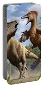 Confrontation Between Pectinodon Portable Battery Charger