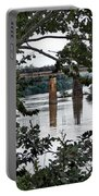 Congaree River Glimpse Portable Battery Charger