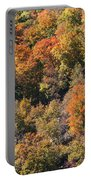 Connecticut Fall Color Portable Battery Charger