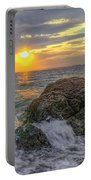 Connecticut Sunset Portable Battery Charger