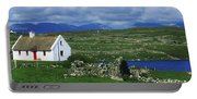 Connemara, Co Galway, Ireland Cottages Portable Battery Charger