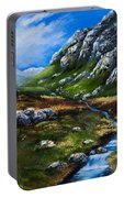 Connemara Galway Portable Battery Charger
