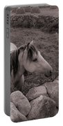 Connemura Horse-signed-#300 Portable Battery Charger