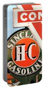 Conoco Sign 081117 Portable Battery Charger