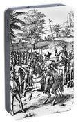 Conquest Of Inca Empire Portable Battery Charger
