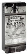Conscript Bill  Portable Battery Charger