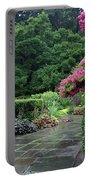 Conservatory Rain Portable Battery Charger