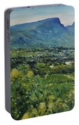 Constantia Valley Cape Town South Africa 2017 Portable Battery Charger