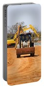 Construction Digger Portable Battery Charger