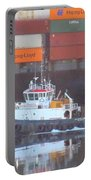 Container Ship And Tug Portable Battery Charger