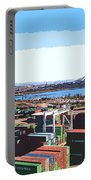 Container Terminal Portable Battery Charger