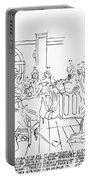 Continental Congress, 1774 Portable Battery Charger